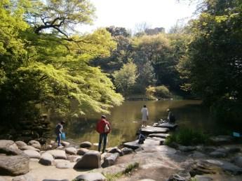 2013-4-14三四郎池