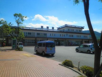 東萩駅(2)