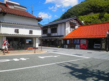 津和野の街並み (1)