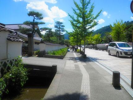 津和野の街並み (9)
