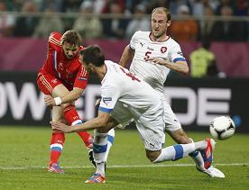 2012-ロシア対チェコ1