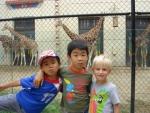 Tobiasと動物園