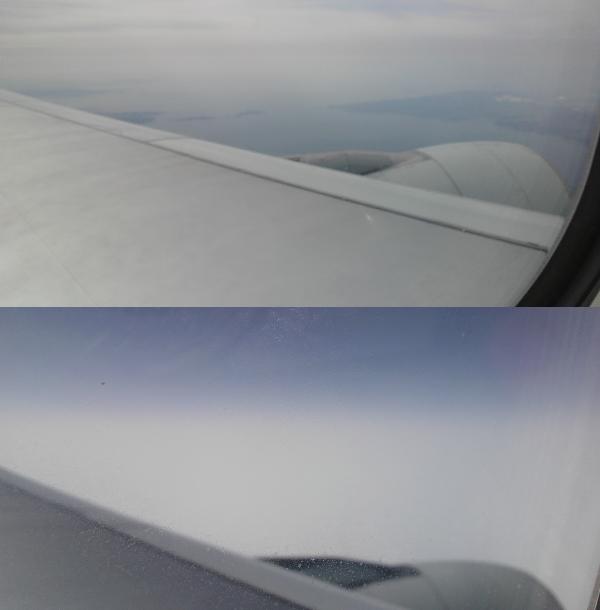217日本海上空