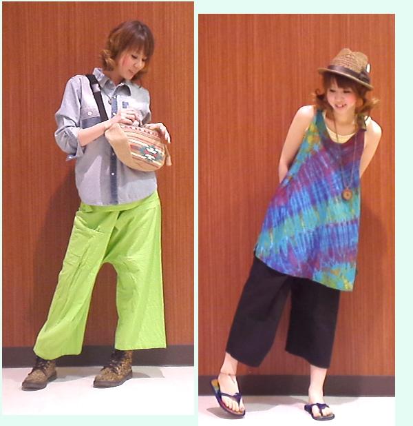 ファッションショー スタッフ 1