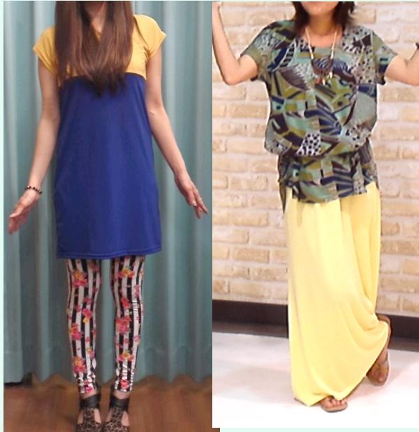 6月ファッションショー②