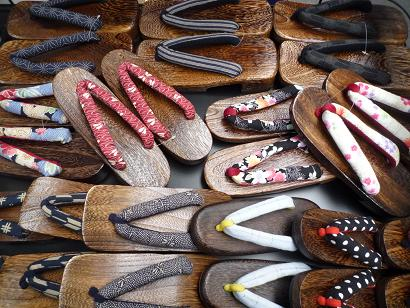 Японская обувь Geta_140508