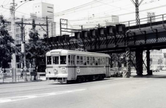 4東京都電須田町-万世橋1971