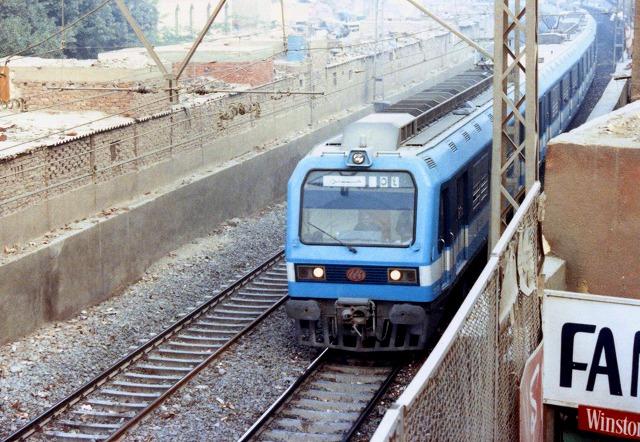 33カイロ地下鉄287