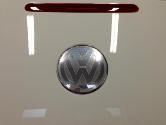 VW フォルクスワーゲン ニュービートル ビートル エンブレム エンブレム剥げ ステッカー 9CAQY
