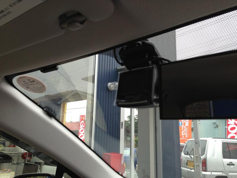 トヨタ アクア NHP10 HDDナビ バックカメラ ETC ドライブレコーダー 取付