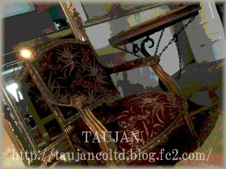 TAUJAN Gallery 改装中 内装1
