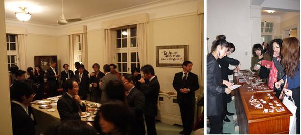 BIID2012英国大使館イベントパーティー