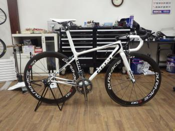 TCR ADVANCED SL 建造中