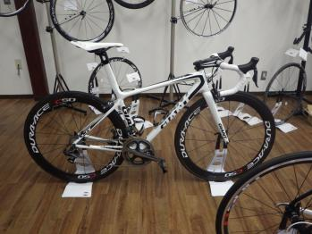 2012 TCR ADVANCED SL 完成