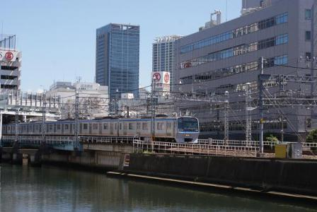 横浜駅から相鉄線