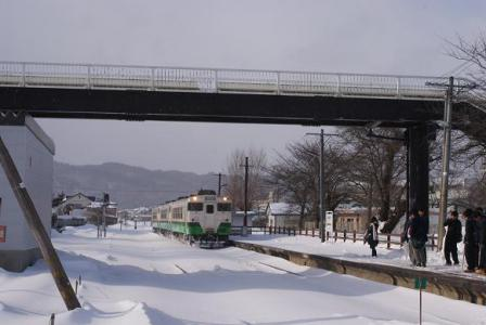 会津坂下駅