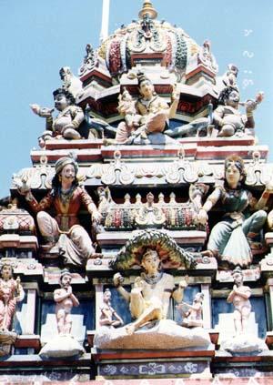 ヒンズー寺院ー2