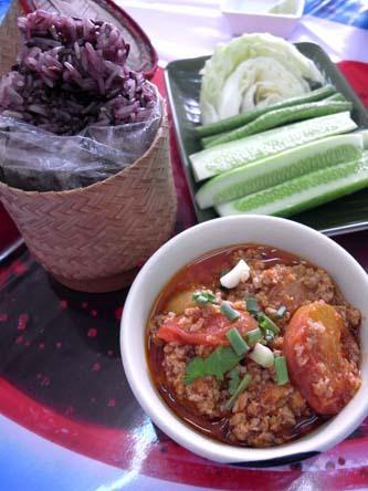 Thai food writer blog