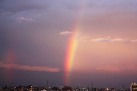 2009年夏の虹