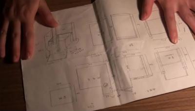 椅子の設計図