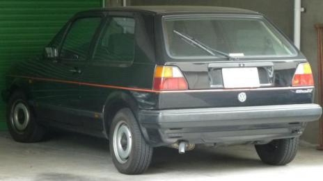 GOLFⅡ 120520