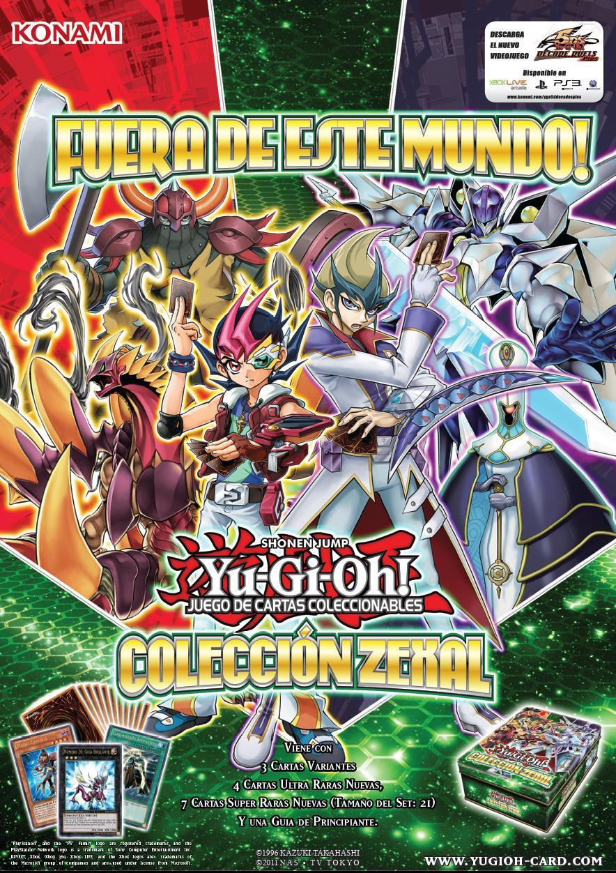 Zexal Tin Poster