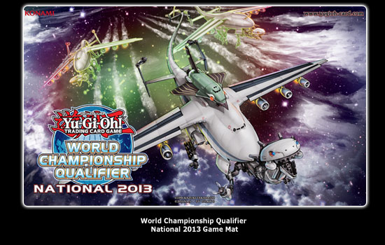 2013 national season playmat
