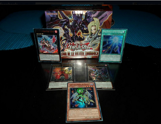 TCG版Lord of the Tachyon Galaxy (1)