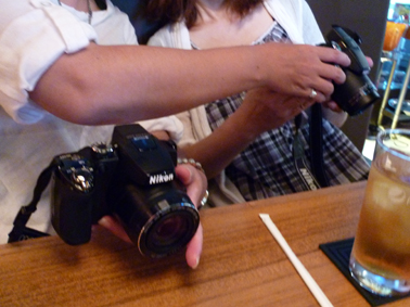 カメラ談議