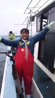 ヤリイカ釣り 1