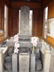 義太夫墓 (超願寺)