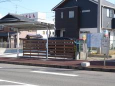 赤池駅方面のりば(新屋経由)