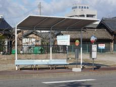 豊田市方面のりば(新屋経由)