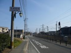 大野城市と太宰府市の境界