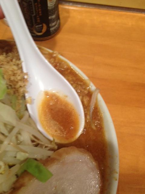 ミソジンジャースープ