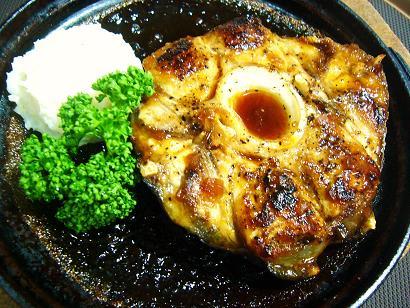 マグロ尾の身ステーキ (2)