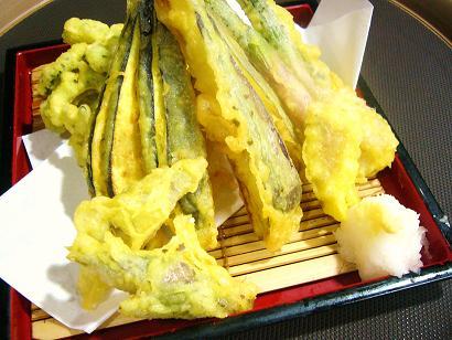 南瓜なすゴーヤ生姜 (3)