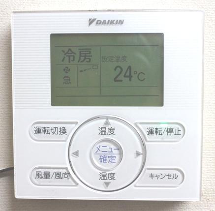 エアコン取り付け5