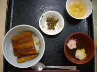 120729うな丼 (2)