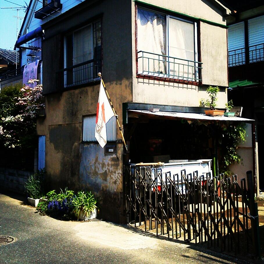 昭和の日の風景