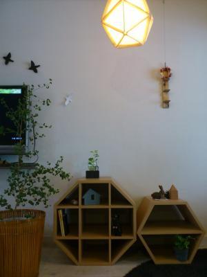エコパネル家具①
