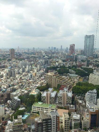 東京タワー景色1