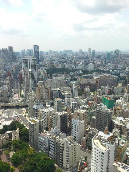 東京タワー景色2