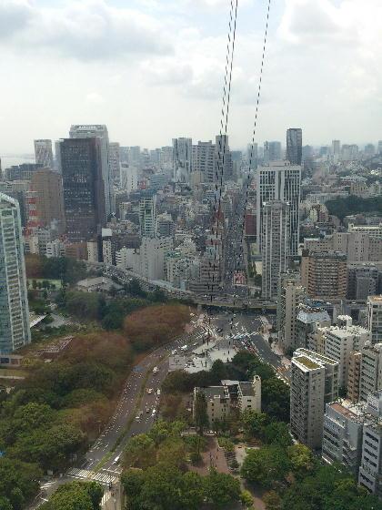 東京タワー景色3