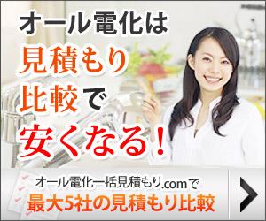 オール電化広告