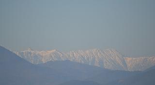 1119槍ヶ岳雪