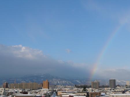 2/2 大きい虹!