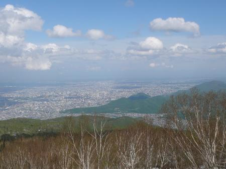 意外と都会な札幌市