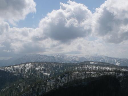 札幌国際スキー場方面余市岳方面?