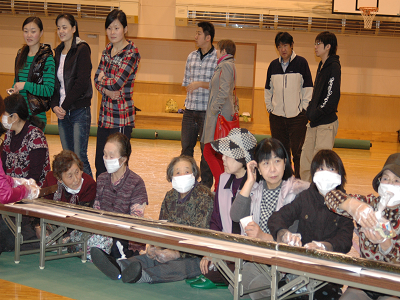 日本一長い日本の海苔巻き